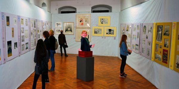 """BRAȘOV - Casa Sfatului Expoziția – ,,The Great Challenge. O antologie internațională de caricaturi politice"""""""