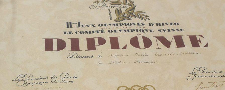 """Expoziția Permanentă """"OLIMPIA – Muzeul Sportului și Turismului Montan"""" (OMST)"""