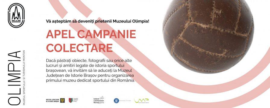 Campanie pentru Olimpia