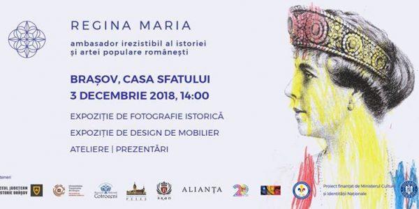 BRAȘOV - Casa Sfatului Expoziţie de fotografie istorică, Expoziţie de design mobilier, ateliere, prezentări